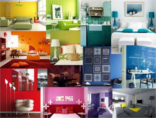 Cambiare Colore Alle Pareti Di Casa.News E Idee Ideare Home Staging